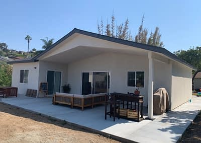 West Coast Building and Design finish creating a beautiful Wyman ADU, otherwise known as an Accessory Dwelling Unit